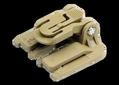 Кріплення молле SUREFIRE® HELMET LIGHT MOLLE CLIP Z71