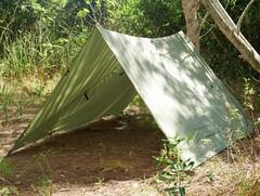Всепогодний тент укриття Snugpak All Weather Shelter 6167
