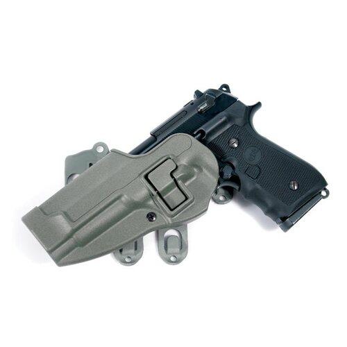 Ціна Полімерні кобури та аксесуари / Blackhawk SERPA Strike/Molle holster 40CL01 (Beretta)