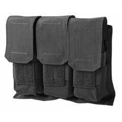 Blackhawk HOOK BACKED TRIPLE M16 MAG POUCH, 65MV01BK