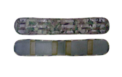 Тактичний пояс молле із підтягами Shark Gear Molle Cummerbund with Y-shape Suspender 30002002, 900D