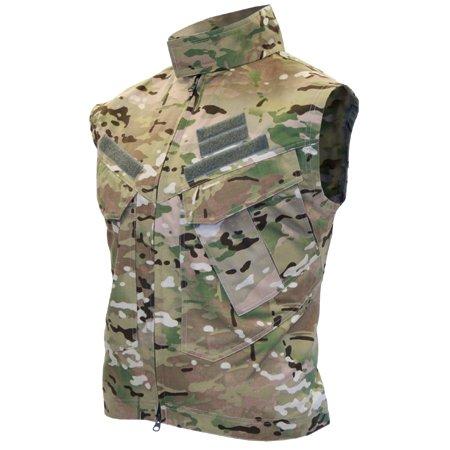 Ціна Військова форма / Жилет для бойової сорочки BLACKHAWK HPFU SLICK VEST 87HP15MC, Crye Precision MULTICAM