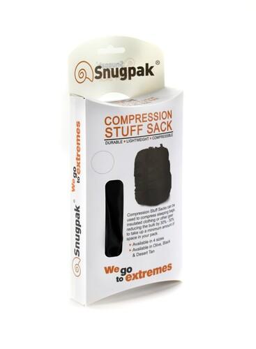Ціна Аксесуари для рюкзаків та сумок / Snugpak Compression Stuff Sack 9207
