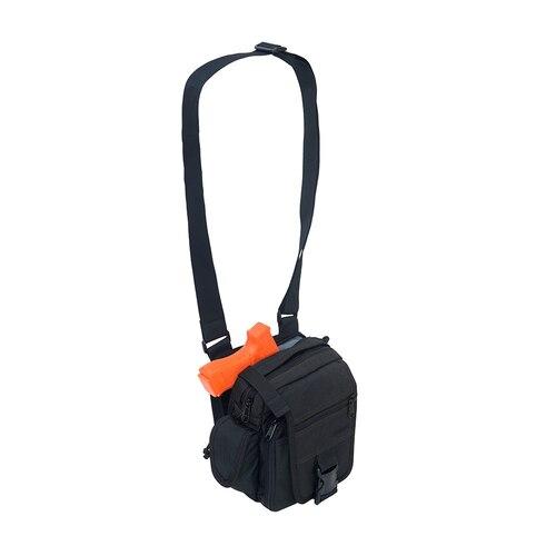 Ціна Сумки. Поясні, Плечові та для прихованого носіння зброї / DANAPER Сумка COMPANION 1604