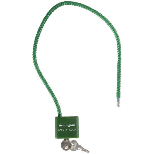 Ціна Бокси для набоїв, замки для зброї / Remington Safety Gun Cable Lock 18364