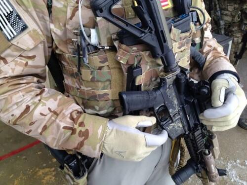 Ціна Рукавички. Nomex® та вогнестійкі (негорючі, вогнетривкі) / Velocity Systems Trigger Glove T042