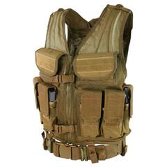 Розвантажувальний жилет тактичний Condor Modular Style Vest MV