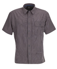 Propper Independent Button Up Shirt F5352 - Charcoal Plaid