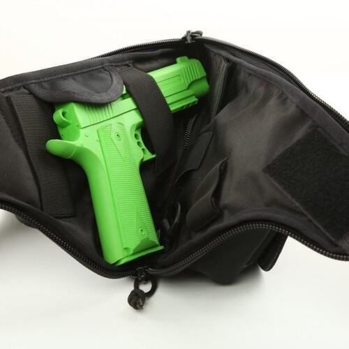 Ціна Сумки. Поясні, Плечові та для прихованого носіння зброї / Hasta Сумка поясна/кобура для Форт Flash-L 11006