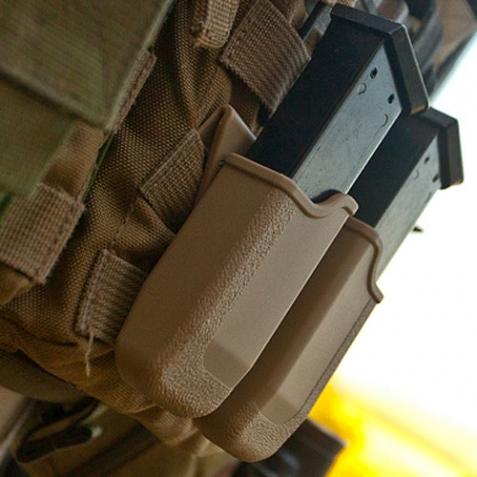 Ціна Підсумок Полімерний / IMI-Z2020 (MP02) подвійний полімерний підсумок для Glock 20/21/30