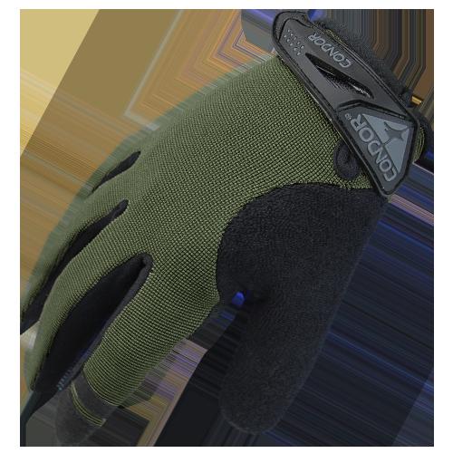 Ціна Рукавички. Комбіновані із шкірою, або синтетичні / Тактичні стрілецькі рукавички Condor Shooter Glove 228