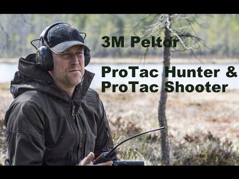 Ціна Навушники та Беруші / PELTOR 3M ProTac Hunter SLIM Model 21dB Headset MT13H222A