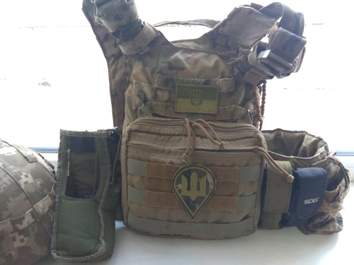 Ціна Плитоноска (Плейт керріер та Бронежилет) / Бронежилет чохол Condor Cyclone Lightweight Plate Carrier US1020
