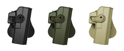 Ціна Полімерні кобури та аксесуари / Тактична полімерна кобура для Glock 20/21/37/38 (також для Gen.4) IMI-Z1050
