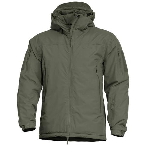 Ціна Утеплений одяг / Зимова утеплена мембранна тактична куртка Pentagon LCP .THE ROCK. (PrimaLoft®Eco+Storm|Tex) K01004-2.0