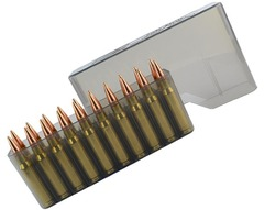 MTM J-20-M SLIP TOP AMMO BOX 20Rnd 7.62
