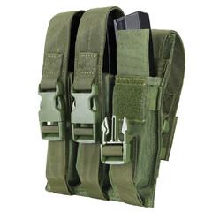 Підсумок для магазинів пістолет-кулемету потрійний молле Condor MP5 Mag Pouch MA37
