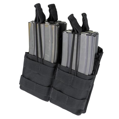Ціна Підсумок для Магазинів гвинтівки (AR/М-серія та інші) / Підсумок подвійний для AR магазинів карабіну молле Condor Double Stacker M4 Mag Pouch MA43