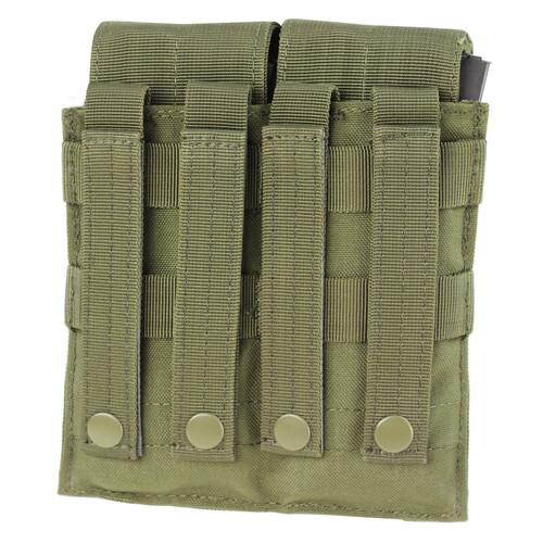 Ціна Підсумок для Магазинів гвинтівки (AR/М-серія та інші) / Підсумок для AR магазинів карабіну молле Condor Double M4 Mag Pouch MA4