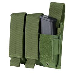 Підсумок для пістолетних магазинів потрійний молле Condor Triple Pistol Mag Pouch MA52