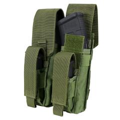 Підсумок для магазинів АК молле Condor Double AK Kangaroo Mag Pouch MA71