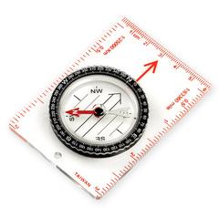 NDUR 51510 Map Compass Small