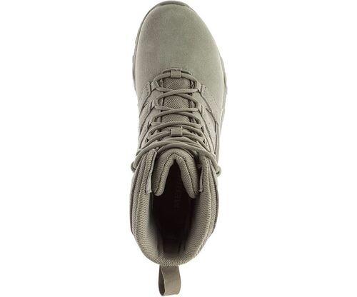 Ціна Взуття / Військові жіночі черевики Merrell MOAB 2 8 Womens Waterproof Defense Boots - SAGE GREEN J17776