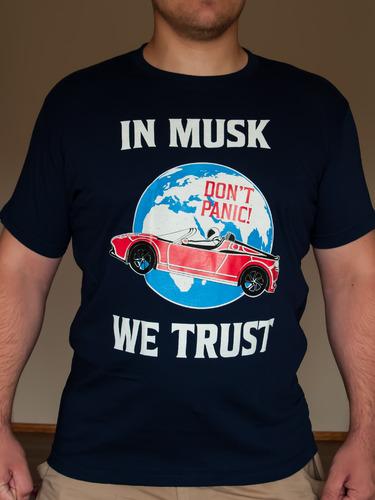 Ціна Футболки / Kalash Tactical Футболка Elon Musk