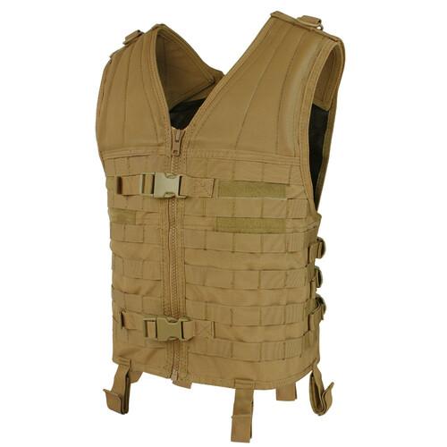 Ціна Ременеві Плечові Системи (РПС), розвантажувальні пояси, ремені, жилети та стегнові панелі / Розвантажувальний жилет тактичний Condor Modular Style Vest MV