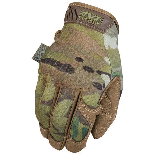 Ціна Рукавички. Комбіновані із шкірою, або синтетичні / Тактичні рукавички мультикам Mechanix MultiCam® Original MG-78