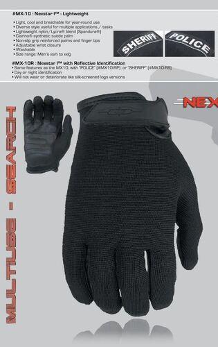 Ціна Рукавички. Комбіновані із шкірою, або синтетичні / Тактичні рукавички полегшені Damascus Nexstar I™ - Lightweight duty gloves MX10