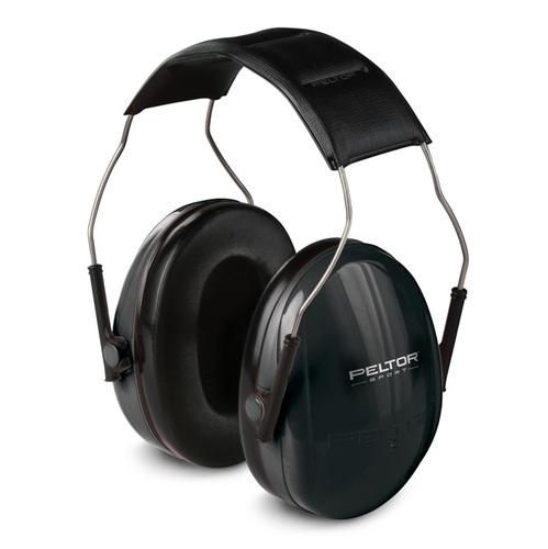 Ціна Навушники та Бервуха / Стрілецькі пасивні навушники PELTOR Sport Earmuffs Black Small 97070-6C