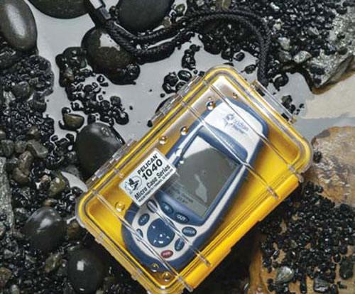 Ціна Ударостійкі вологозахисні контейнери / Захисний кейс Pelican Micro Case 1040