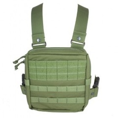 Pantac PH-C881 Molle EV Universal Lowprofile Chest Rig, Cordura (discontinued)