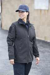 Жіноча тактична софтшел куртка Propper BA® Women's Softshell Jacket F5498