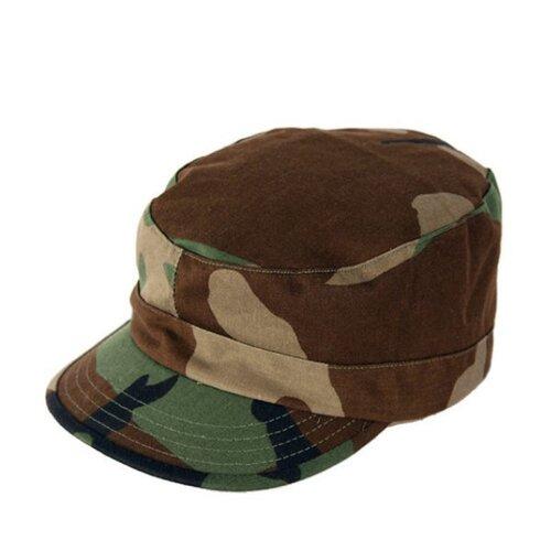 Ціна Кашкети та бейсболки / Військовий кашкет США Propper BDU Cap, 100% Cotton, Woodland, Large