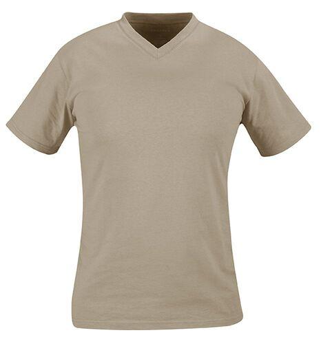 Ціна Футболки / Футболка Propper T-Shirt V-Neck F5347, Desert Sand