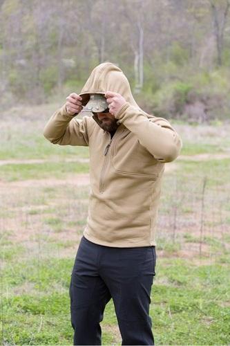 Ціна Кофти та светри, фліс / Тактична кофта із каптуром Propper® V2 Hoodie F5481