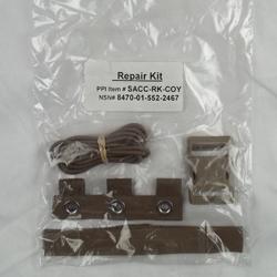 Ціна Аксесуари для розвантажувальних систем / Ремкомплект бронежилету армії США USGI MTV repair kit