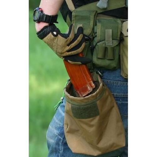 Ціна Підсумок Скидання Стріляних Магазинів / Підсумок скидання магазинів Hasta RollUp M 62002
