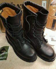 Військові черевики мембранні з утепленням BATES Cold Weather Gore-Tex US6W (39 розмір)