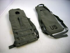 Гідраційний підсумок армії США USGI Molle II 3L/100oz Storm Hydration System Foliage Green Holder