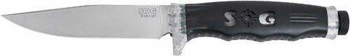 Ціна EDC та щоденні ножі / Польовий табірний ніж із ліхтарем SOG Bladelight 5.7' LED Knife w/ Sheath BLT10K