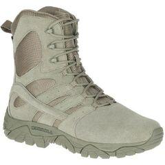 Merrell MOAB 2 Men's Tactical Defense WP 8 Sage Green Boots J17775