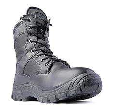 Військові черевики Ridge Outdoors Nighthawk Black Shoes 2008-8