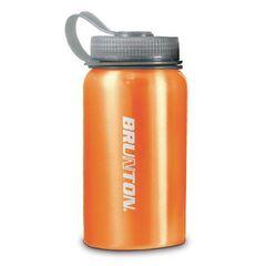 Brunton Aluminum 0.6 Liter Water Bottles