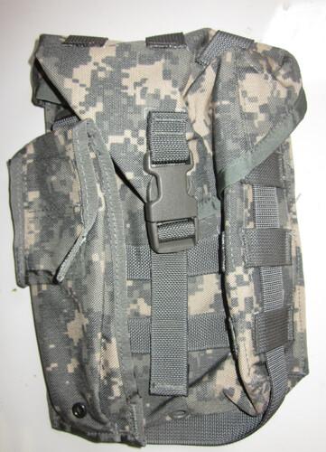 Ціна Підсумок Кулеметний для коробу та стрічки / USGI AITES Molle SAW Multi-Purpose Pouch