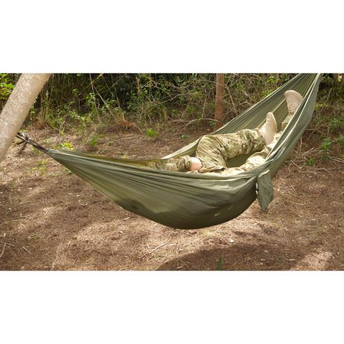 Ціна Табірне та Туристичне спорядження / Гамак SNUGPAK Tropical Hammock OD Green