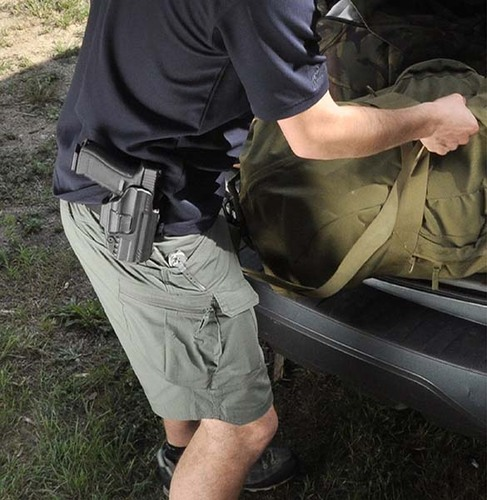Ціна Шорти / Тактичні шорти Helikon-Tex UTS® URBAN TACTICAL SHORTS® 8.5 SP-UTS-PR - POLYCOTTON RIPSTOP