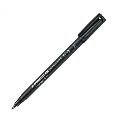 Ціна Засоби поміток та маркувань / Перманентна ручка Staedtler Lumocolor® permanent universal pen B (1-2.5mm) 314